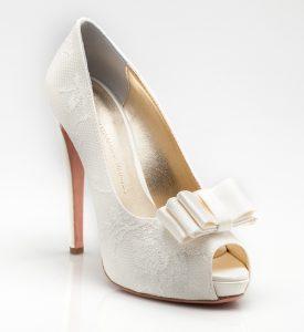 scarpe per invitata