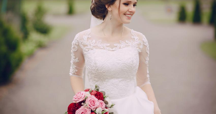 Abito da sposa tendenze 2017