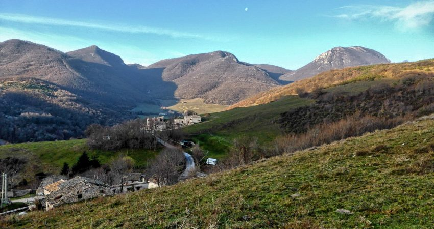Tramonto sul Monte Pereta – Sabato 24 Marzo